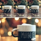 DIY Chalkboard mug!