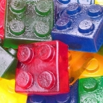 DIY Lego Jello
