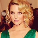 Diana Agron.