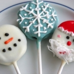 Christmas Oreo Pops