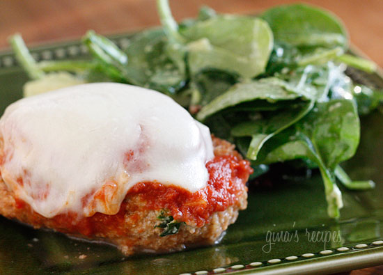 Chicken Rollatini with Spinach alla Parmigiana « YApins
