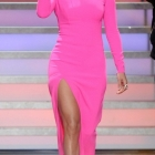 Neon pink J.Lo